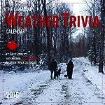 2016 Canadian Weather Trivia Calendar