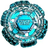 Beyblades 2010 Metal Fusion LOOSE Battle Top LIMITED EDITION Aqua Crystal Defense Counter Leone D125B