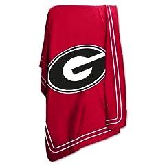 Buy Logo Chair Georgia Bulldogs Classic Fleece by Logo