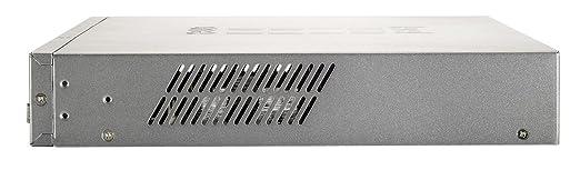 Digital Data GEP-2450 Commutateur PoE 24 ports 48Gbps, mémoire cache 500Ko, 4x SFP, mini-GIBC