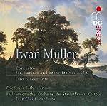 Konzerte f�r Klarinette und Orchester