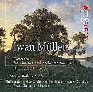 Konzerte für Klarinette und Orchester
