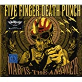 "War Is the Answer (Ltd.Deluxe Edt.)von ""Five Finger Death Punch"""