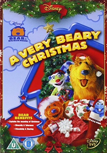 Bear In The Big Blue House: A Very Beary Christmas [Edizione: Regno Unito]