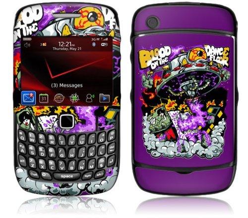 Music Skins MS-BODF20044 BlackBerry Curve- 8520-8530- Blood On The Dance Floor- UFO Skin