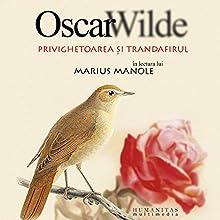 Privighetoarea și trandafirul Audiobook by Oscar Wilde Narrated by Marius Manole