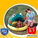 Bestway Pool Planschbecken Badespaß Fish and me 114x109x74cm