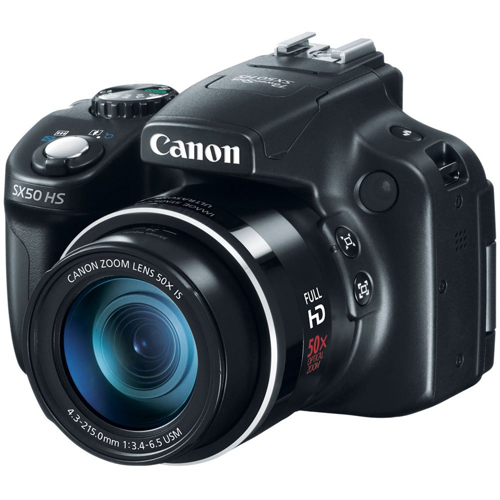 Canon PowerShot SX50 Digital Camera