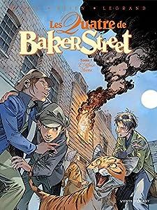 """Afficher """"Les quatre de Baker Street n° 7<br /> L'affaire Moran"""""""