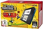 Console Nintendo 2DS - noire & bleue...
