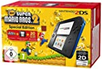 Console Nintendo 2DS - noir & bleu +...