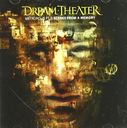 Metropolis Pt. 2: Scenes From A Memory by Dream Theater