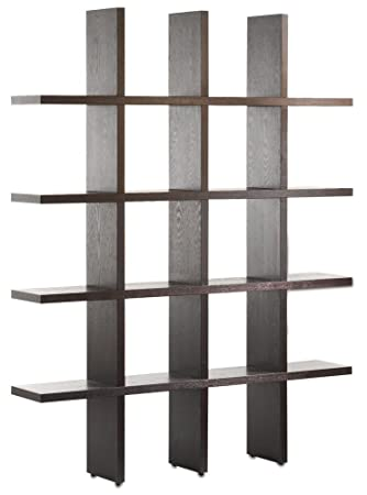 Tic Tac Toe Tall Bookcase in Java