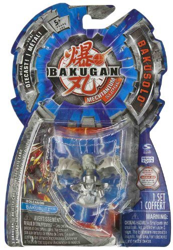 "Bolcanon BakuBlitz (Haos) : BakuSolo Bakugan Mechtanium Surge - ""NOT"" Randomly Picked (C9IH85) - 1"
