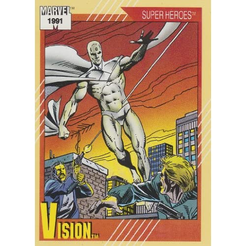vision trading card