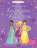 J'habille mes amies - Les popstars et les actrices - Autocollants Usborne