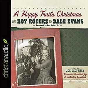 A Happy Trails Christmas Audiobook