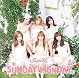 SUNDAY MONDAY -Japanese Ver.--Apink