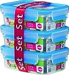 Emsa 508570 Frischhaltedose Clip & Cl...