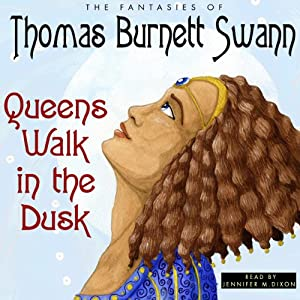 Queens Walk in the Dusk | [Thomas Burnett Swann]