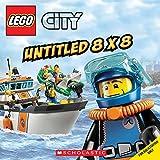 img - for Deep-Sea Treasure Dive (LEGO City: 8x8) book / textbook / text book