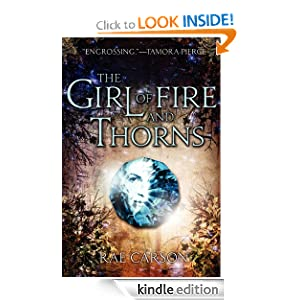 The Girl of Fire and Thorns (Girl of Fire and Thorns (Hardcover - Trilogy))