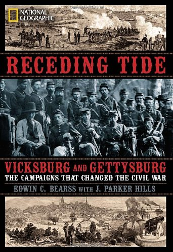 Receding Tide: Vicksburg and Gettysburg: The Battles That Changed the Civil War