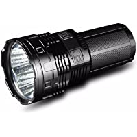 MALENT DT70 16,000 Lumen Rechargeable LED Flashlight (Black)