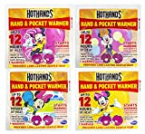 Grabber HotHands Disney Mickey and Friends Handwarmer For Kids (Pack of 6 Assorted)