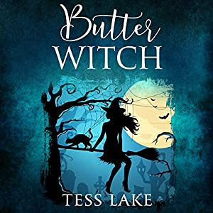 Butter Witch Audiobook