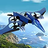 WayIn® JXD 511 de 2,4 GHz de 4 canales de 6 ejes Gyro 3D Rollover Quadcopter con Nuevo Diseño Apariencia