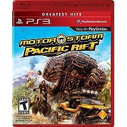 Motorstorm Pacific Rift(輸入版)