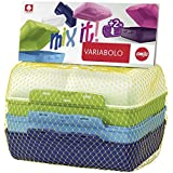 "Emsa Clip Box ""Variabolo"" Boys Set, Multi-Colour"