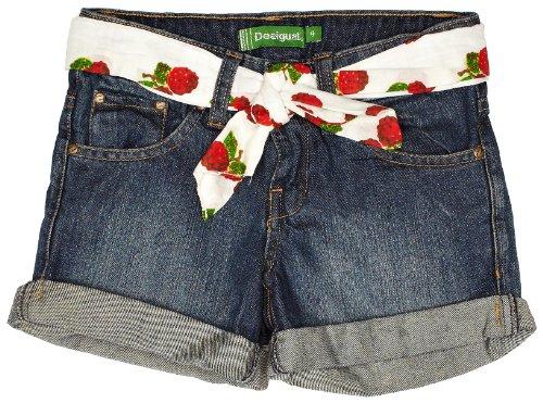 Desigual Barcelona Crop Leg Girl's Shorts