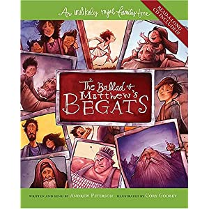 Matthew's begats