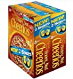 General Mills Cheerios Cereal, Honey Nut, 2 Boxes of 27.5 Ounces each