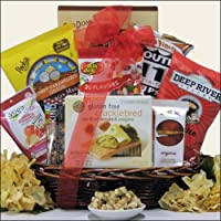 Allergy free and gluten free gift baskets at the allergy blues store great arrivals gluten free gourmet gift basket by great arrivals gift baskets negle Choice Image