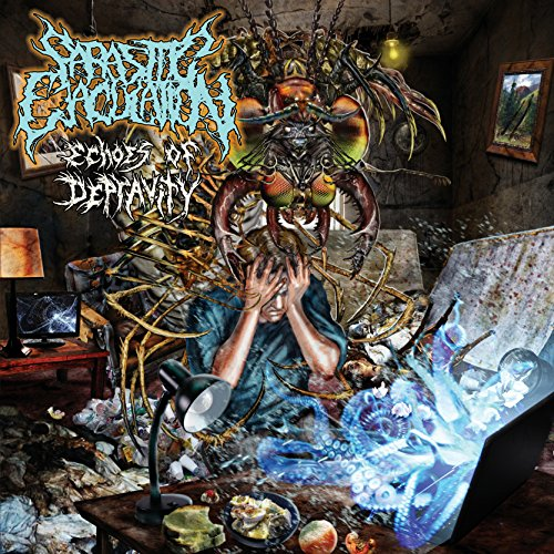 Parasitic Ejaculation-Echoes Of Depravity-(AVR057)-CD-FLAC-2015-86D Download