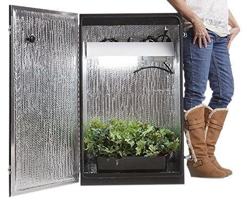 Grandma S Secret Garden Hydroponic Grow Box Amp Cabinets