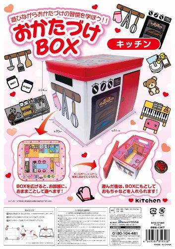 Que caja de cocina