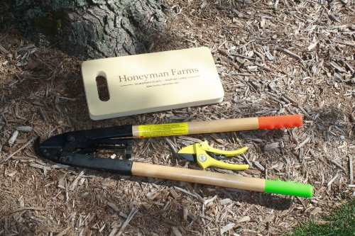 Honeyman Farms - Buy Maxi Lopper and get Hand Pruner and Kneeler Free
