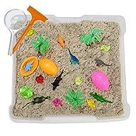 Discovery Box for Sensory Play – Dinosaur Theme