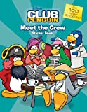 Sunbird Club Penguin: Meet the Crew Sticker Activity Book