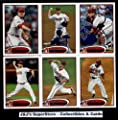 2012 Topps Arizona Diamondbacks Complete Team Set (Sealed) - (Series 1 & 2) - 18 Cards including Kubel, Wade Miley RC, Upton, Young, Goldschmidt, Hudson, Collmenter, Kennedy,Ryan Roberts, Drew, Montero & more!