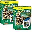 Pumps & Filters - Tetra 26049 ReptoFilter Filter Cartridges, Large, 6-Count