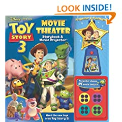 Toy Story 3 Movie Theater