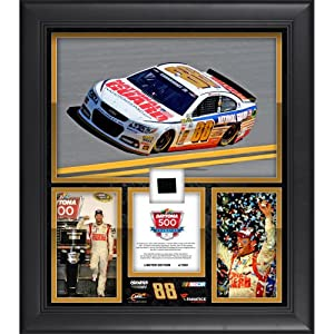Dale Earnhardt Jr. 2014 Daytona 500 Champion Framed 15