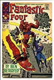 Stan Lee Fantastic 4 #69 1967 Signed / Autographed Original Comic First Print. First Adam Warlock. Infinity wars. Includes Fanexpo Certificate of Authenticity and Proof of signing. Entertainment Autograph Original. Invisible Woman, Reed Richards