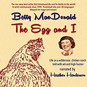 The Egg and I Audiobook