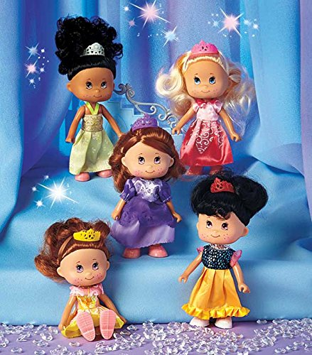 Set-of-5-Miniature-Princess-Dolls-Collection-55-Tall-Perfect-for-Pretend-Play